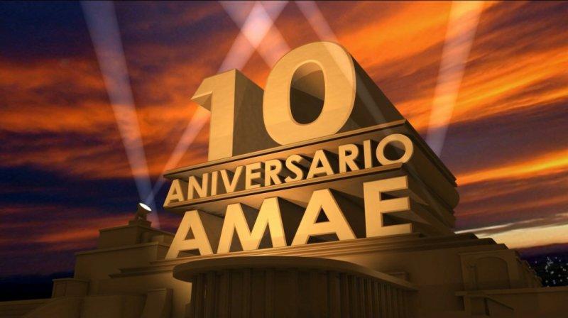 AMAE 10 aniversario