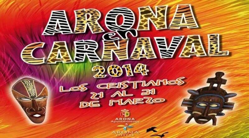 Carnaval Arona 2014