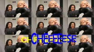 Cheeeeese - Backstage