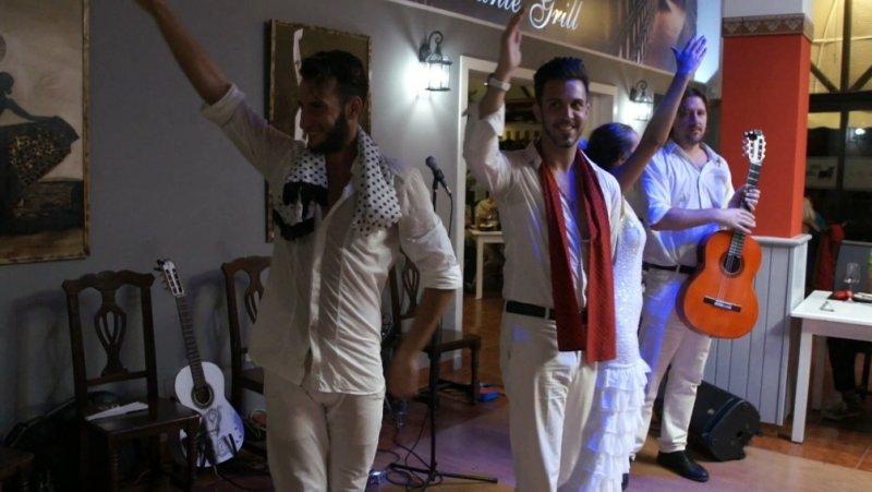 Flamenco Almoraima