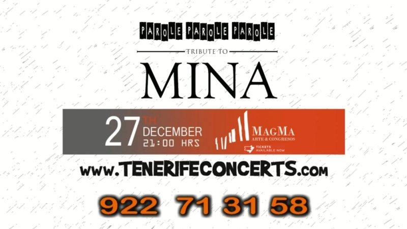 Tributo a Mina - Promo Radio