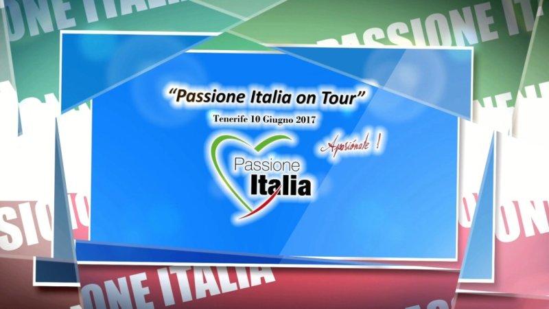 Passione Italia 2017