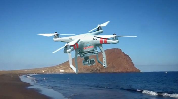 DroneIsland