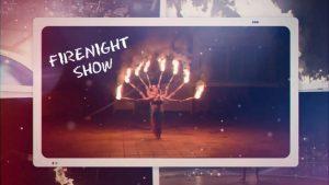 firenight show
