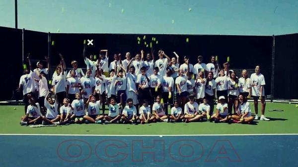 OCHOA escuela de tenis