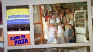 clase de pizza
